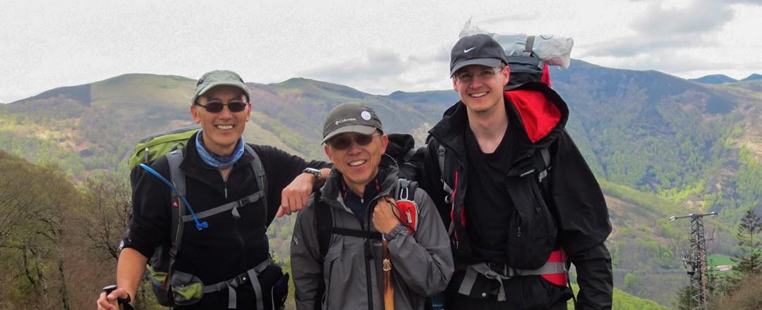 Tag 3 – Berge, nichts als Berge!