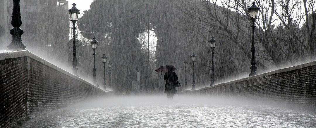 Tag 32 – Regen, Regen und nochmals Regen